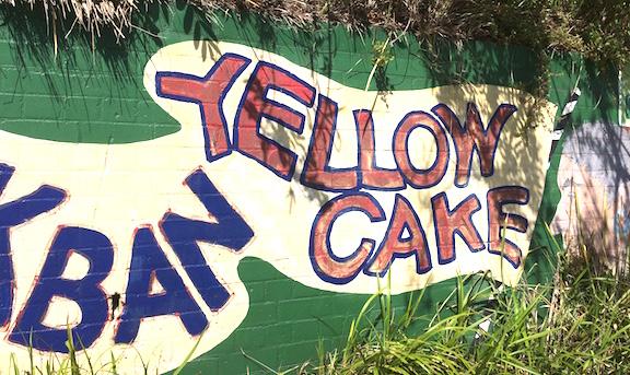 Ban Yellowcake
